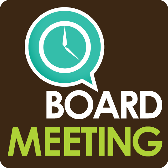 Meeting Notice Clipart.