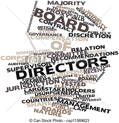 Board Members Clipart.