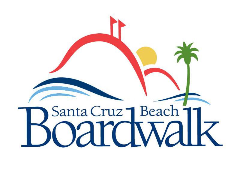 Outline clipart of beach boardwalk.