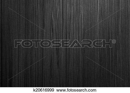 Stock Illustration of Board wall dark wood grain k20616999.