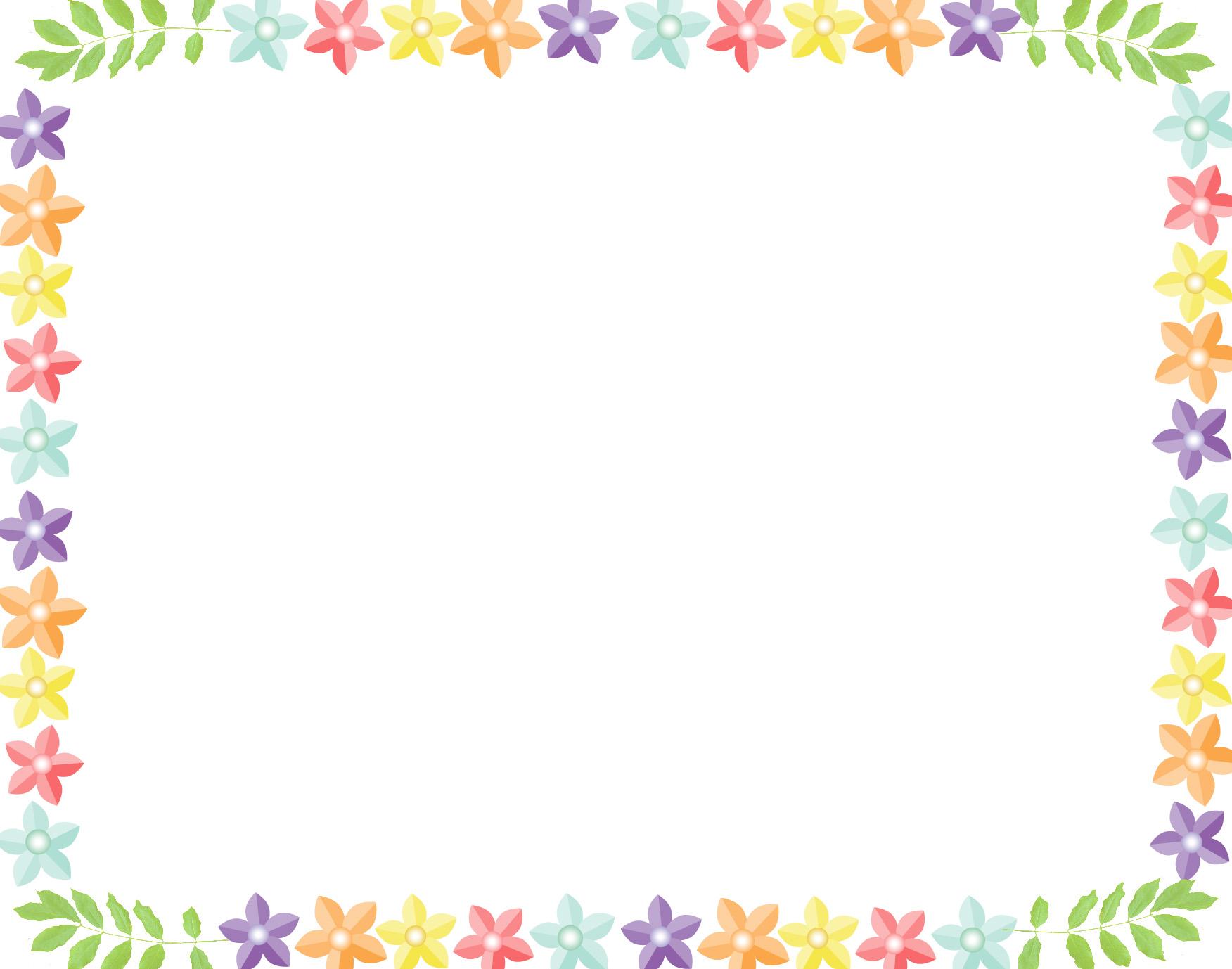 Similiar Floral Border Background Keywords.