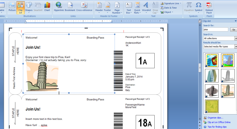 Free Boarding Pass Cliparts, Download Free Clip Art, Free Clip Art.