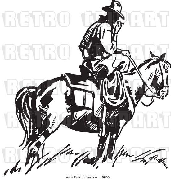 Horse Clip Art.
