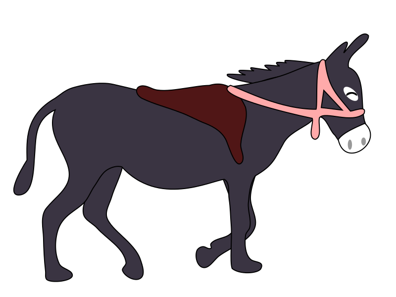 Saddle Clipart.