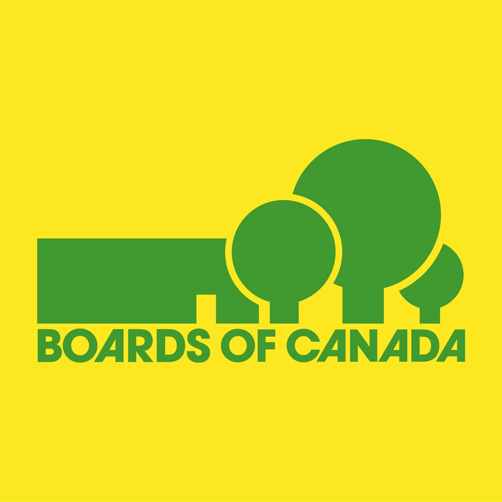 Vector logos of electronic music: Boards Of Canada.