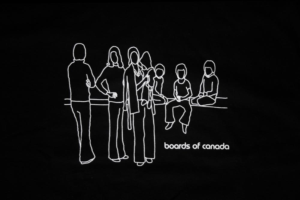 Boards of Canada.