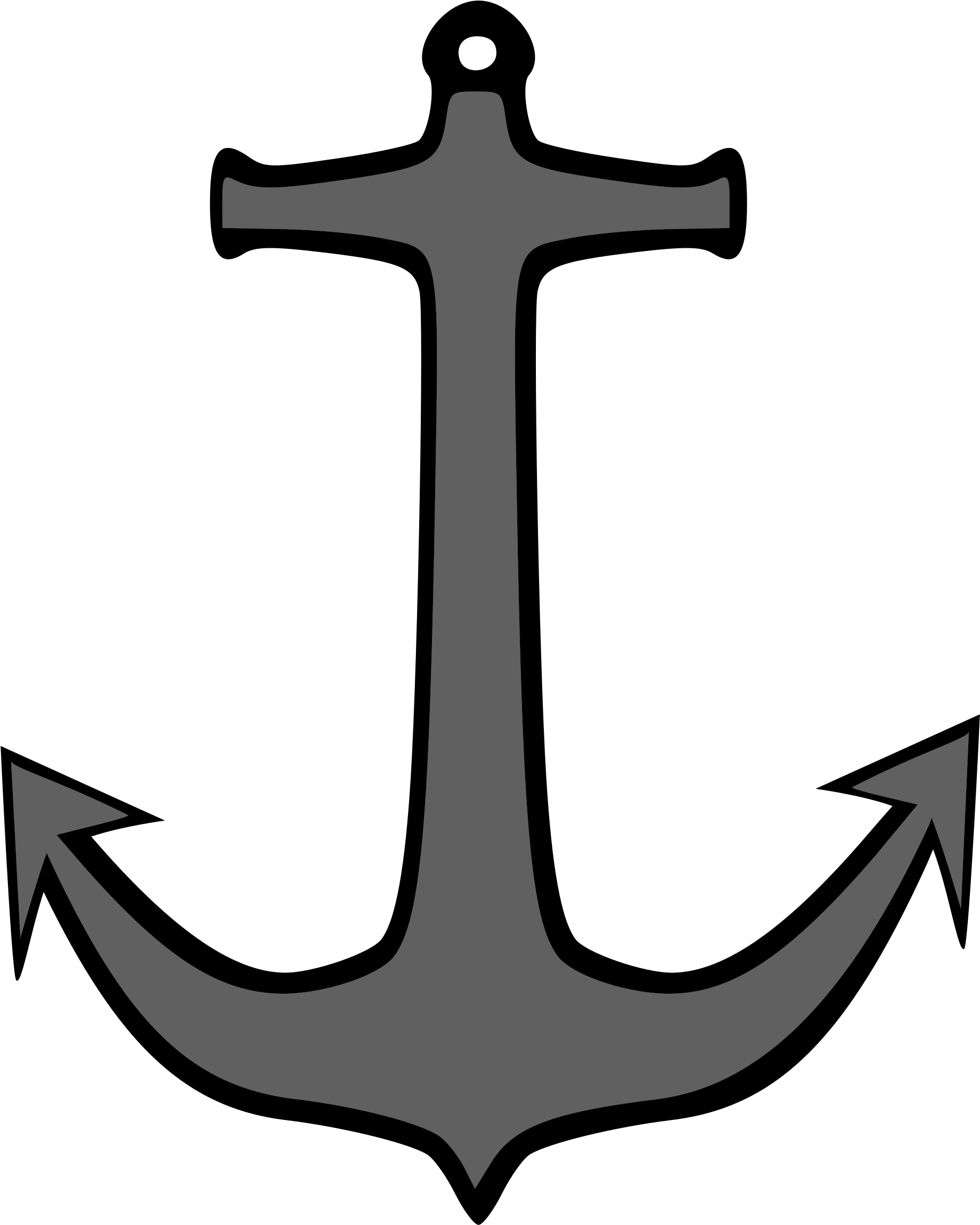 Fishing Boat Clipart Anchor Clipart.