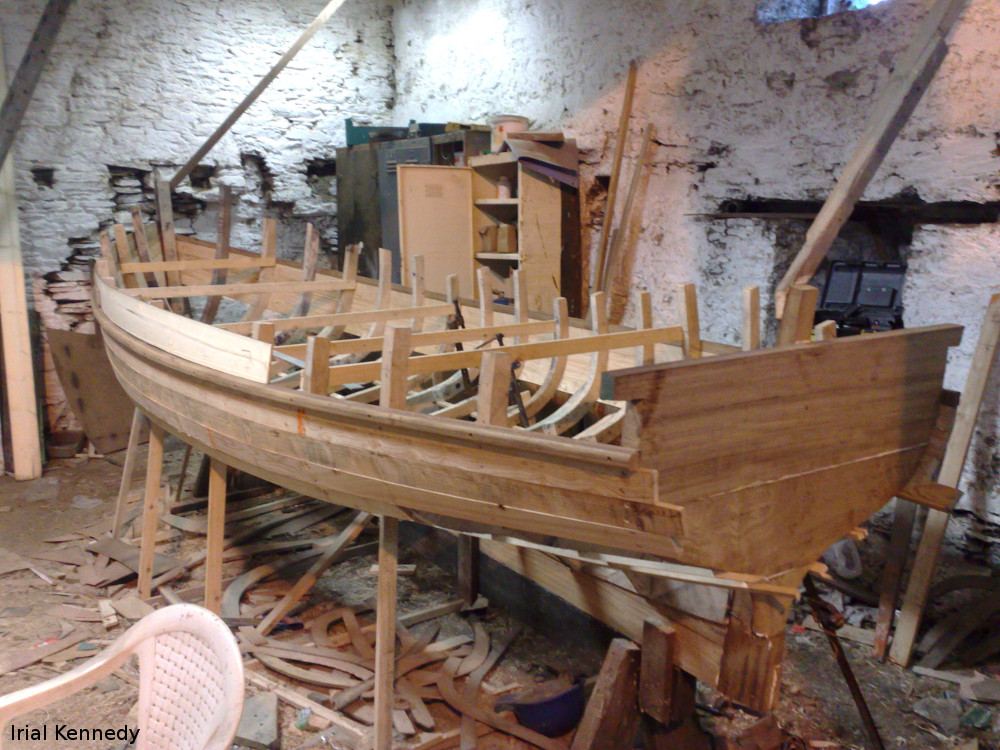 Boat Building Courses.