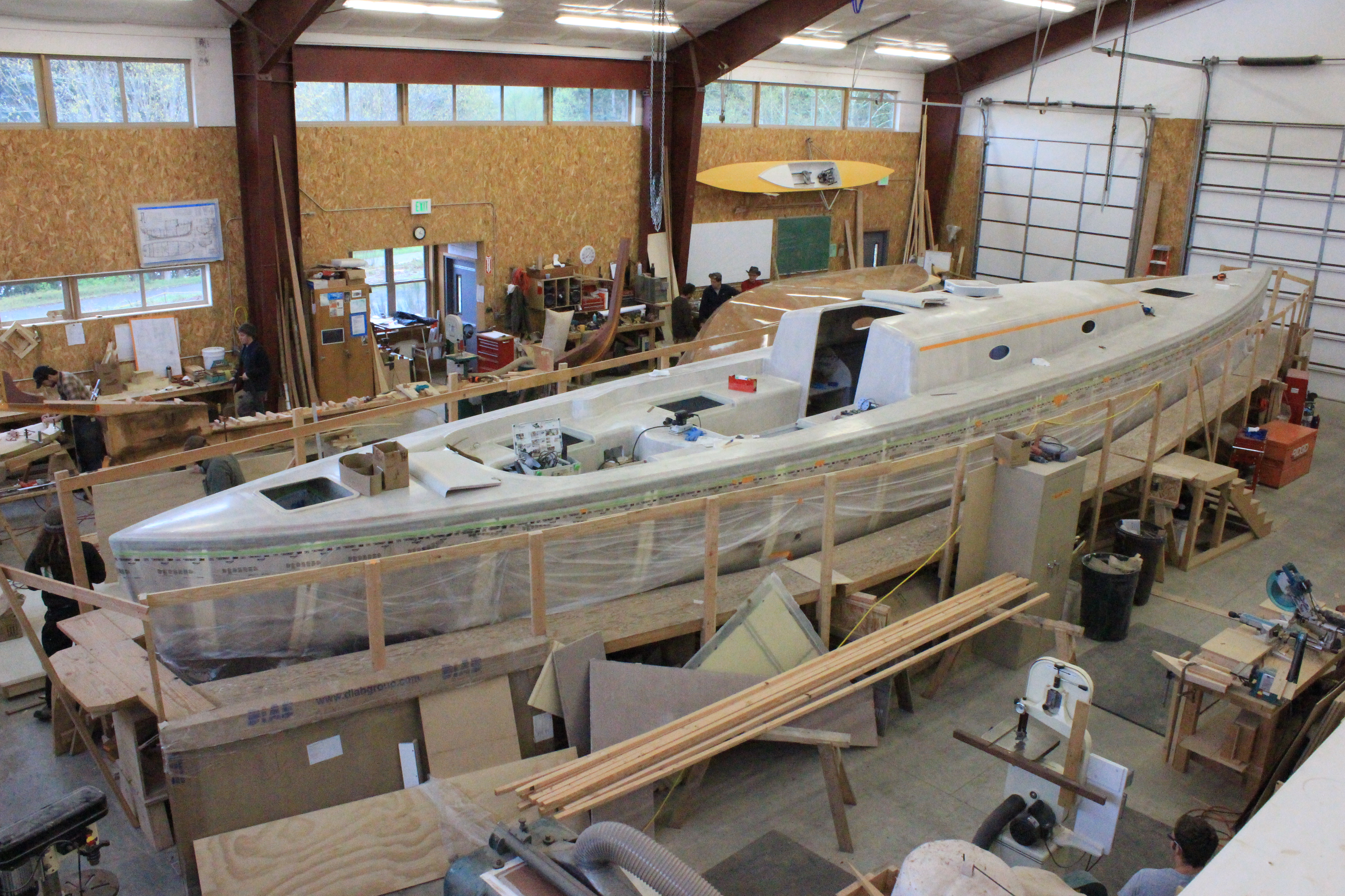 boat building courses - Clipground