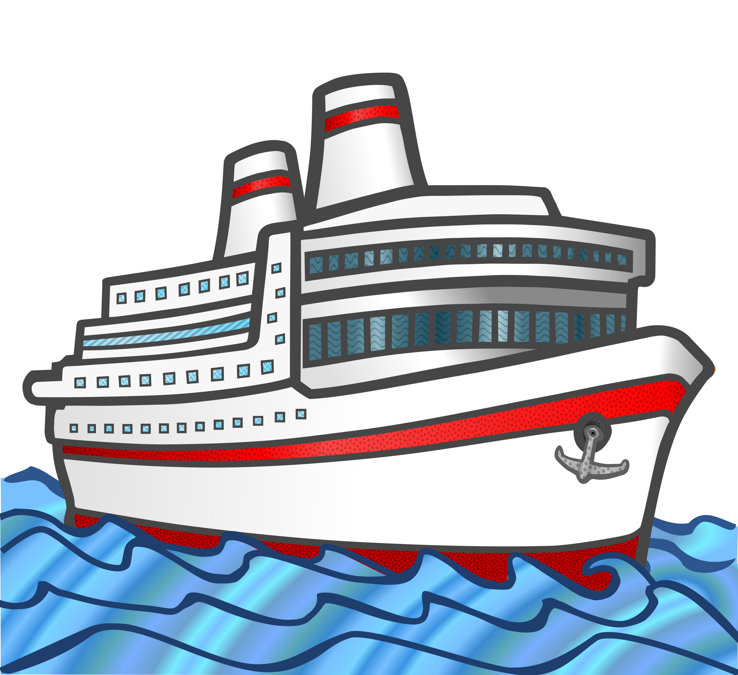 Boat Clipart for free download.