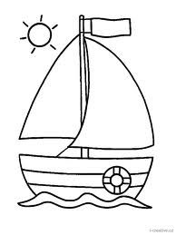 Boat Clipart Black And White (94+ images in Collection) Page 2.