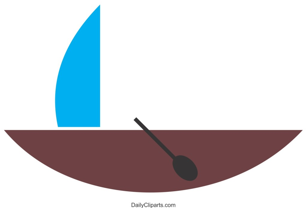 Boat Clipart Icon Free Download.