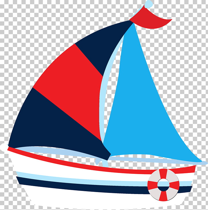 Sailboat , Sail HD, red and white boat PNG clipart.