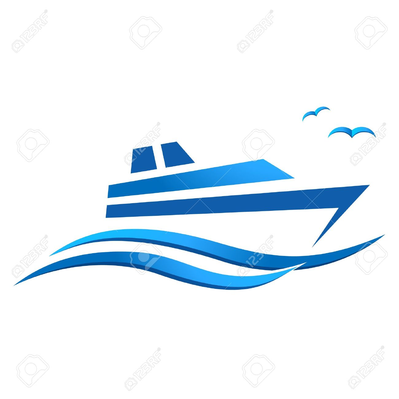 boat cruise clipart clipground