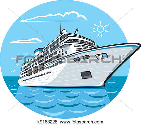 Cruise ship Clip Art and Illustration. 13,729 cruise ship clipart.