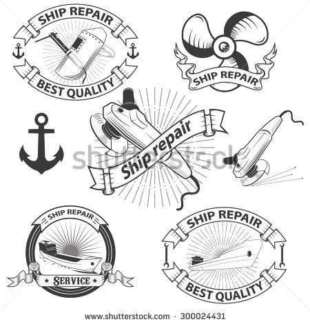 Boat Repair Stock Photos, Royalty.