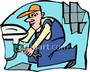 Boat fixing clipart #16