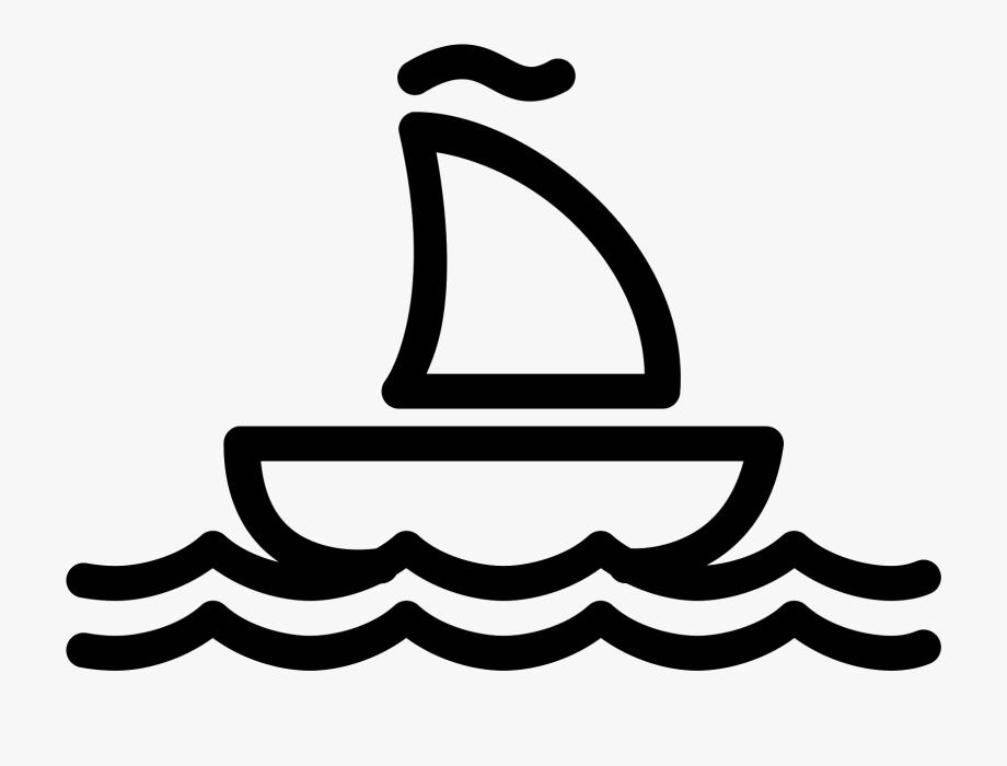 Sailboat Clipart Little Boat.