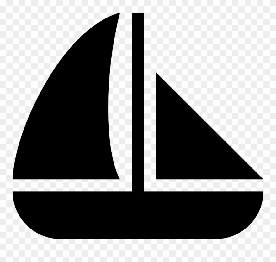 Vector Royalty Free Stock Sailing Png Icon Free.