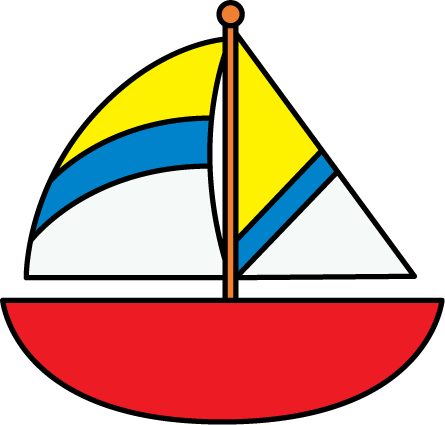 Clipart Of A Boat.