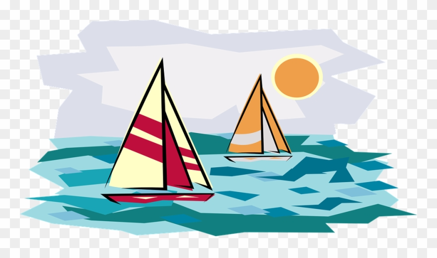 Boats Cliparts.