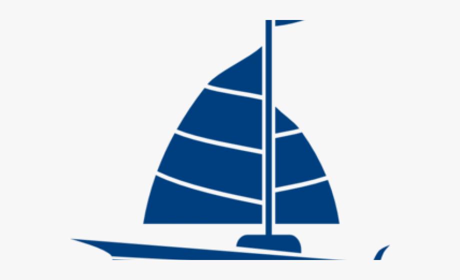 Sailing Boat Clipart Lake Clipart.