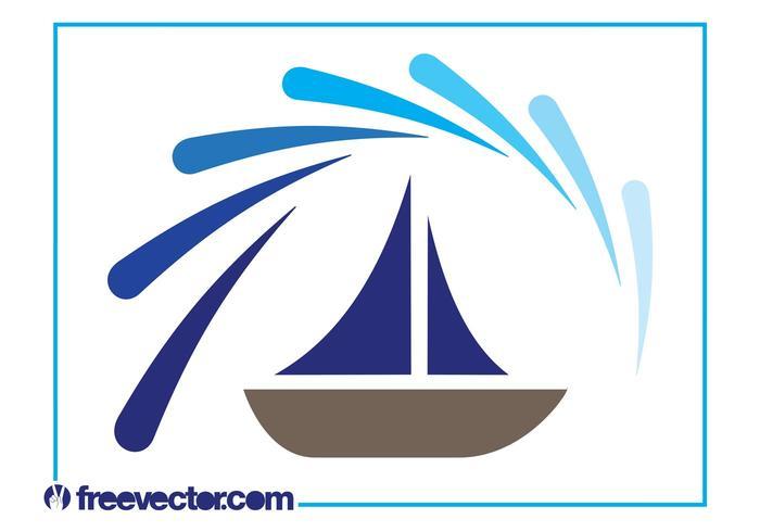 Boat Logo Graphics.