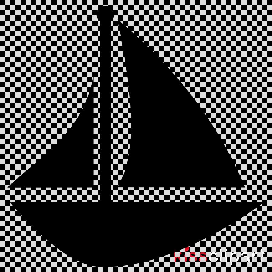 sailboat sail boat logo vehicle clipart.