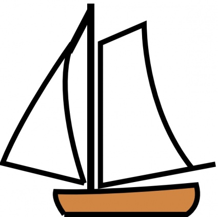 Boat without mast clip art at vector clip art clipartwiz 2.