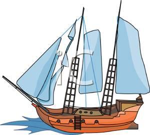 Masts clipart #4