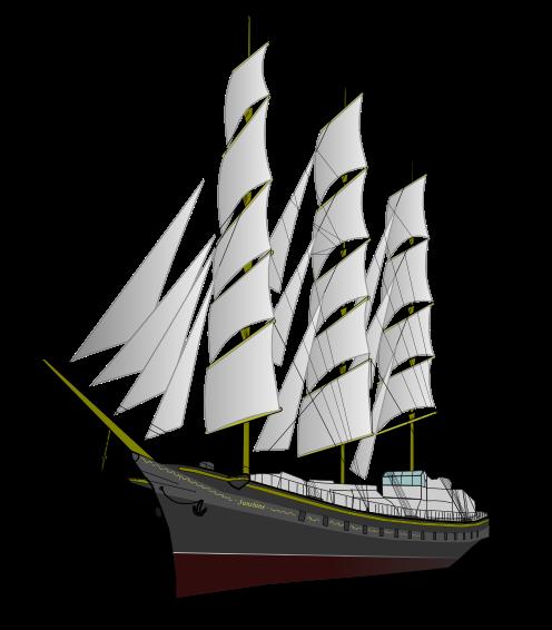 Masts clipart #7