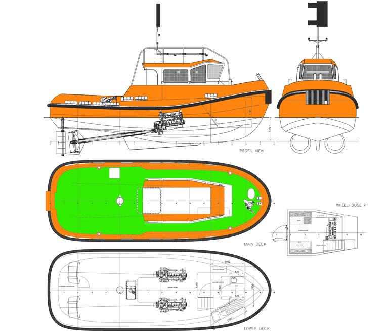 Besiktas Workboats.