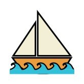 Boat in water clipart 2 » Clipart Portal.