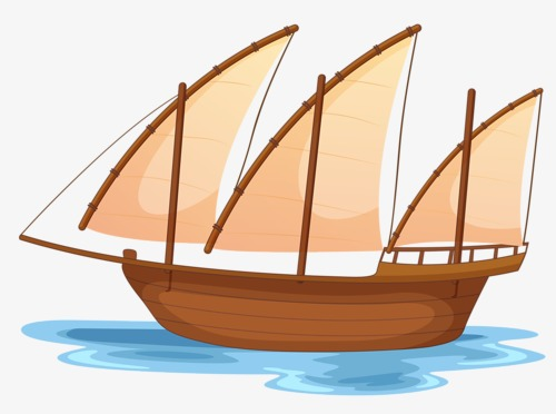Boat On Water Clipart & Clip Art Images #23104.