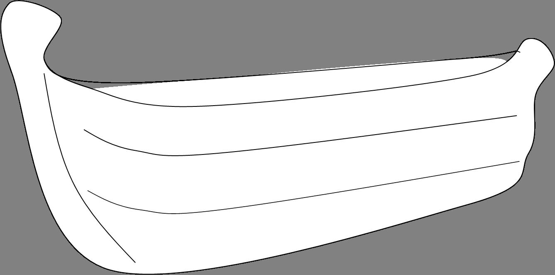 Boat Outline.