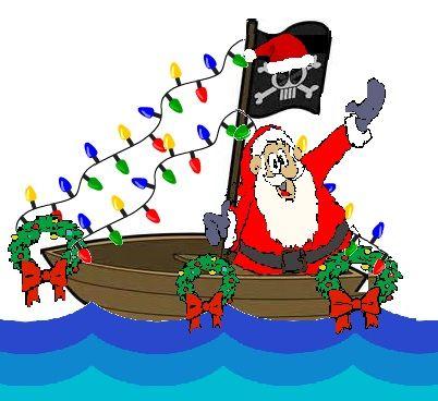 Indian Shores Christmas Boat Parade.