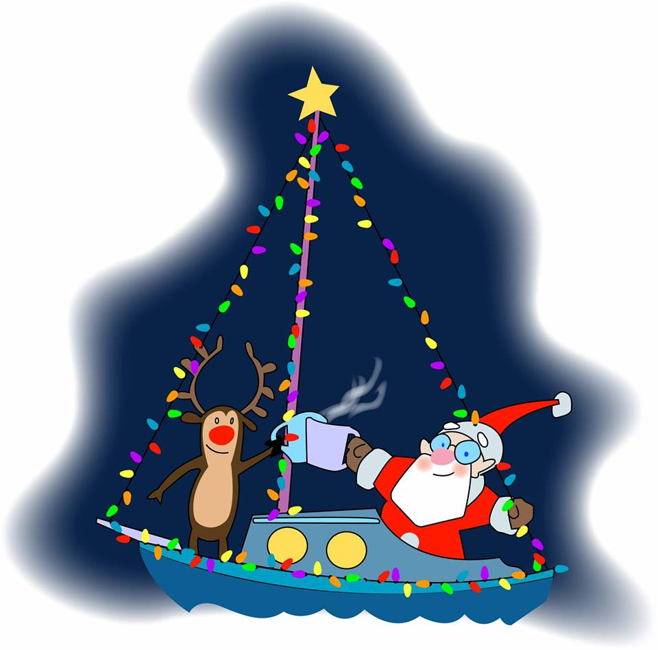Holiday Parade of Boats Set for December 13th.