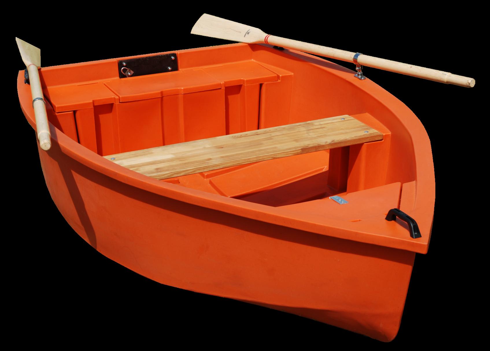 Fishing Boat PNG Image.