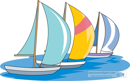 Boat Race Clipart.