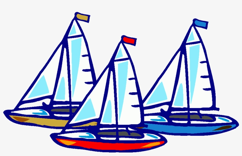 Freeuse Download Yacht Racing Clipart.