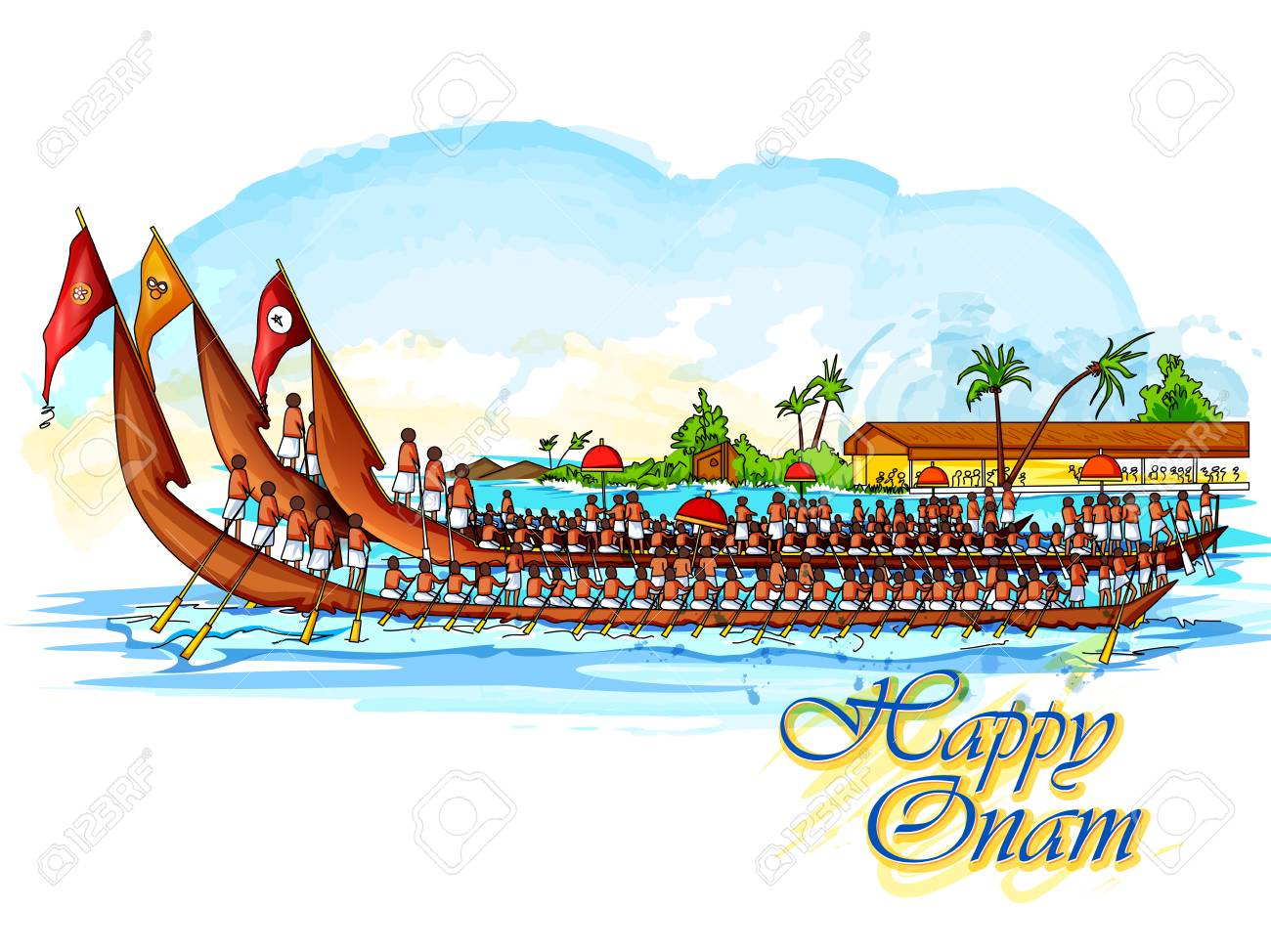 3447 Boat free clipart.