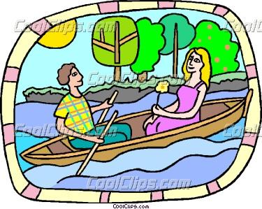 Clip Art Boat Ride.