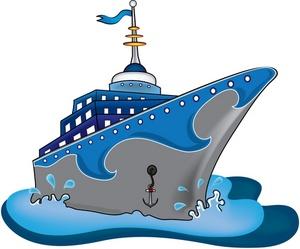 Ship Clipart.