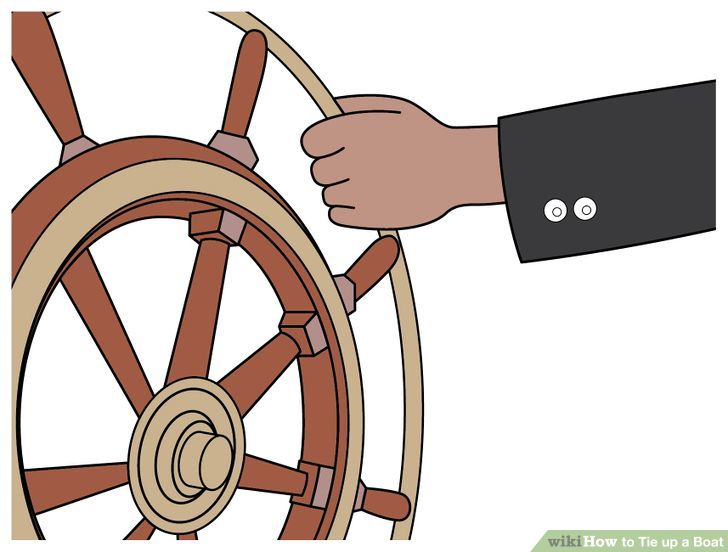 How to Tie up a Boat: 10 Steps (with Pictures).