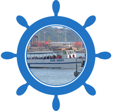 Boat trips clipart #6
