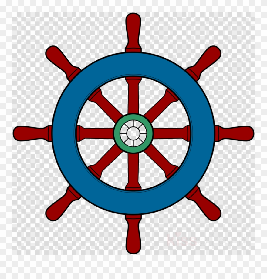Boat Wheel Clipart Ship's Wheel Boat Clip Art.