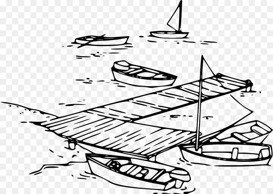 Clipart boat dock 7 » Clipart Station.