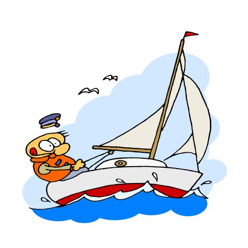 Clipart sailing.