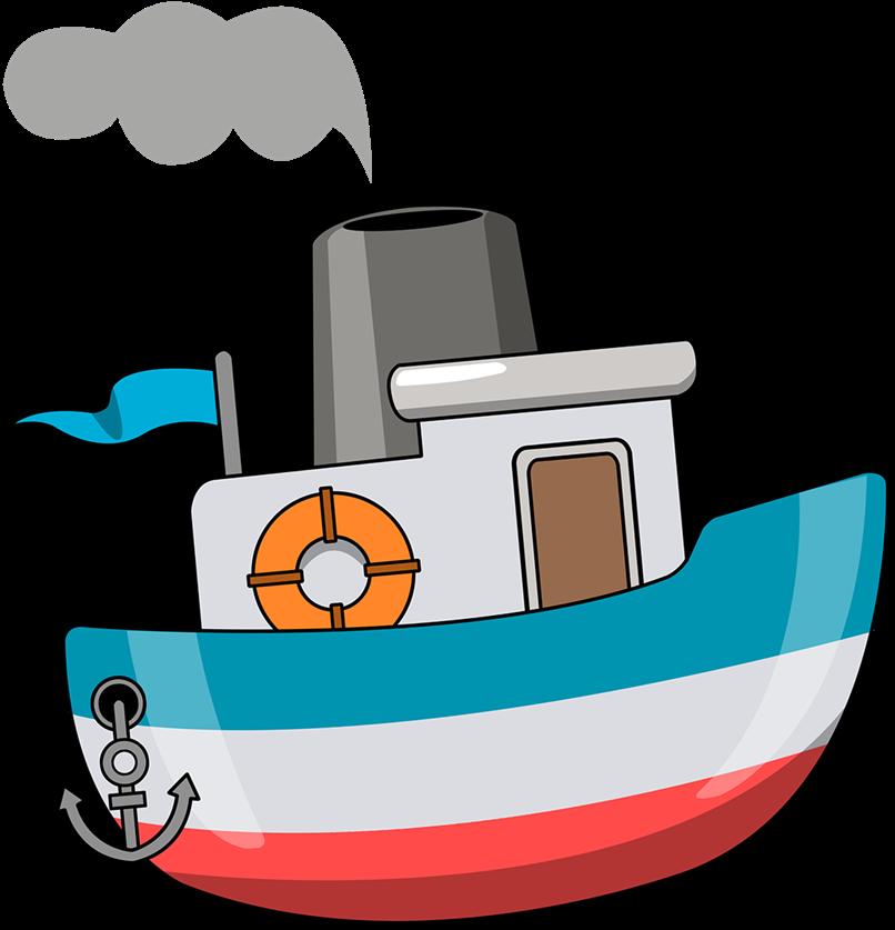 Clip Art Boat.