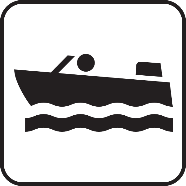 Boating Clipart.